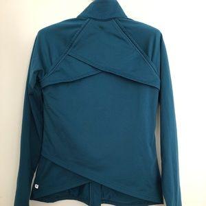 Fabletics Kimmi Mock Neck Jacket